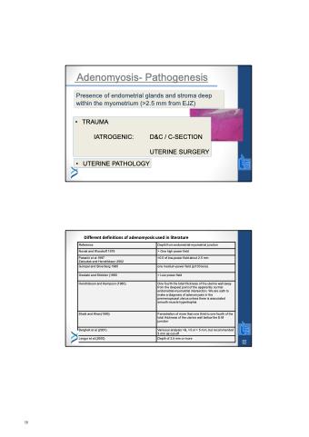 az endometrium bélésének rákja