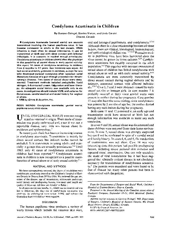 a condyloma befolyásolja a hatékonyságot a nemi szemölcsök eróziói