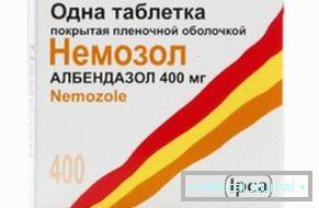 Paraziták kezelése Giardia-val